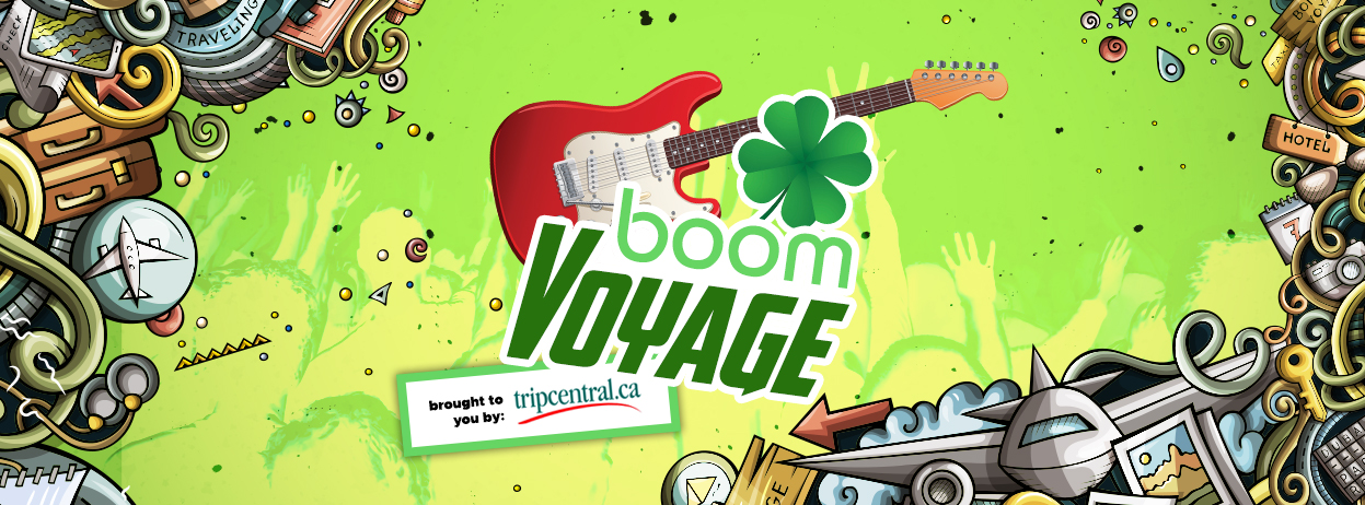 boom Voyage - St. Patrick's Day