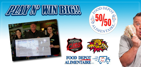 Food Depot Alimentaire 50/50