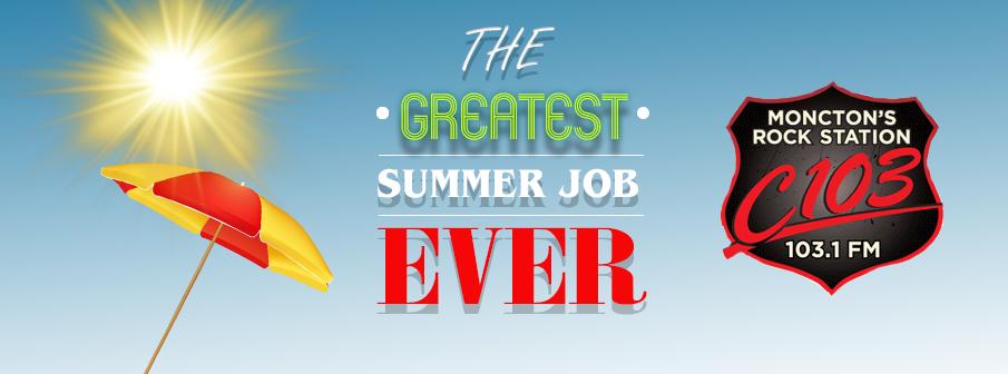 Feature: http://www.c103.com/c103-summer-job/