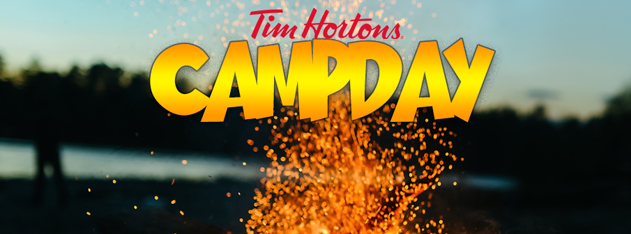 Feature: http://www.c103.com/tim-hortons-camp-day/