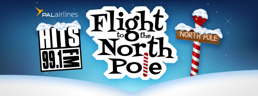 Flight To The North Pole 2017