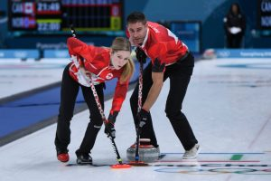 Canada Wins GOLD In Mixed Doubles Curling!