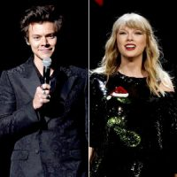 Harry Styles Gives Shout Out To Taylor Swift