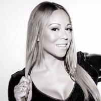 Mariah Nudges Son Out of The Way TO Blow Out Birthday Candles