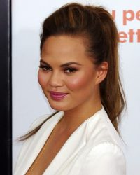 What Two Things Chrissy Teigen Won't Share on Social Media