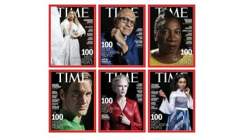 Time's Magazine's '100 Most Influential People'