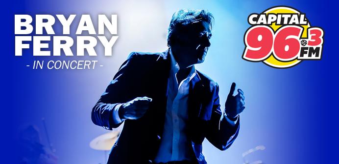 Rewards Club – Bryan Ferry: Win Tickets!