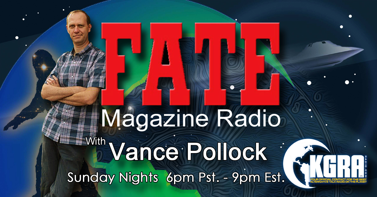 Fate Magazine Radio