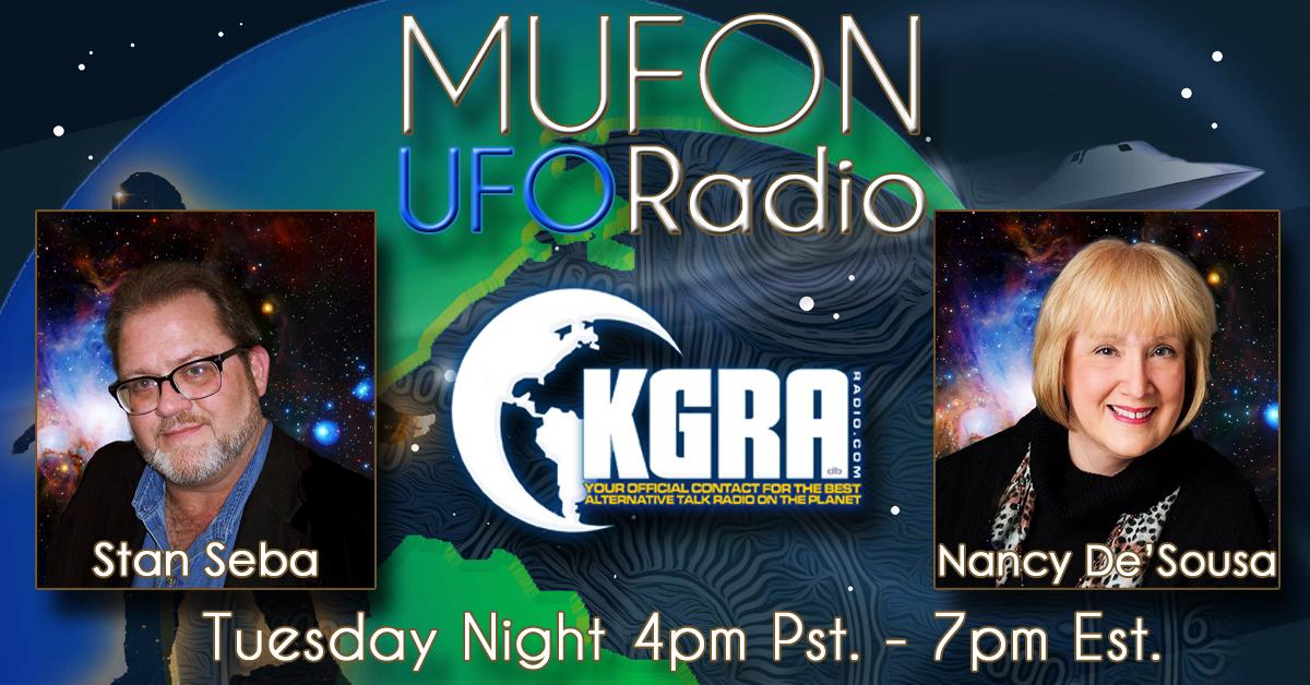 MUFON UFO Radio