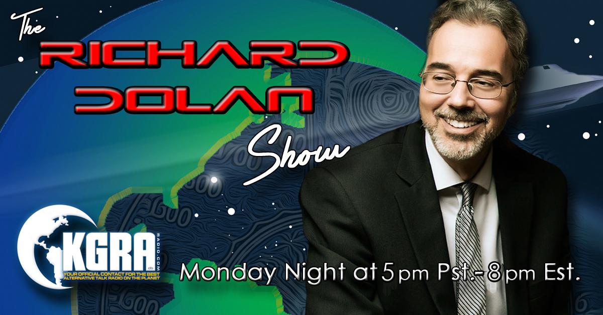 Richard Dolan Show