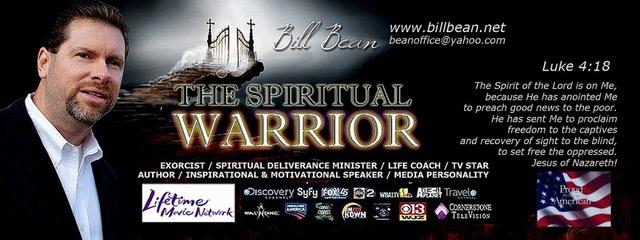Let's Talk Paranormal Presents: Spiritual Warfare With Bill Bean