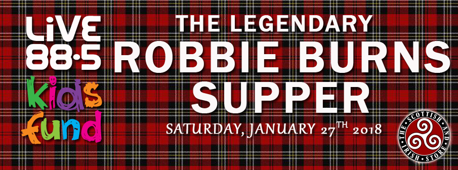 Robbie Burns Supper