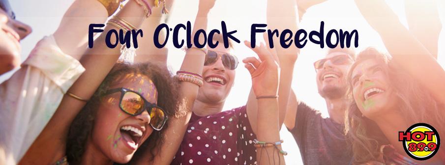 Four O'clock Freedom
