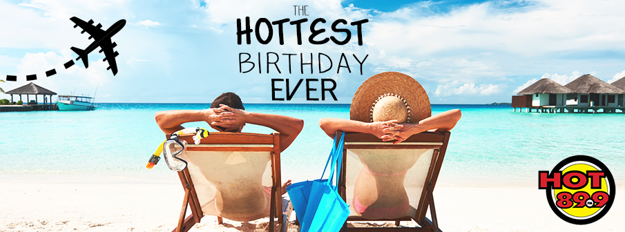 The HOTTEST Birthday Ever
