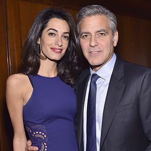 George Clooney is A Dad!