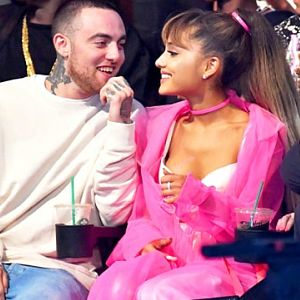 Are Ariana Grande and Mac Miller Engaged?