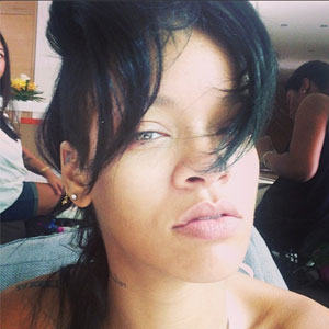 Rihanna Cures A Fan's Heartbreak!