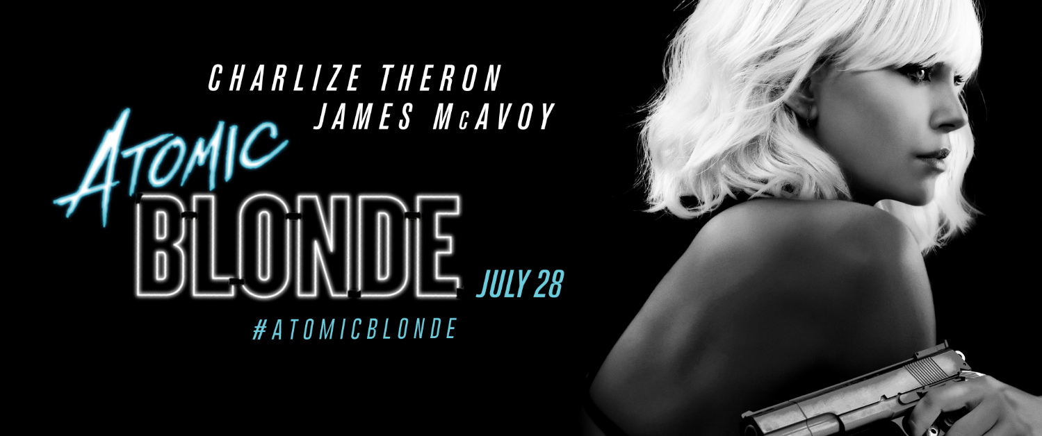 HOT Movies – Atomic Blonde