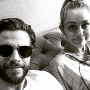 Liam Hemsworth and Miley Cyrus are #relationshipgoals