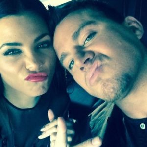 Jenna and Channing are going strong!