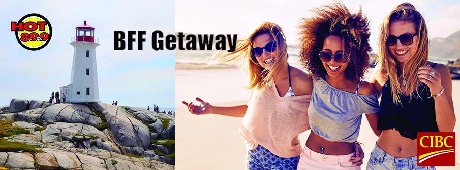 BFF Getaway