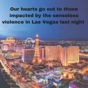 Las Vegas Shooting: 50 dead, more than 400 injured.