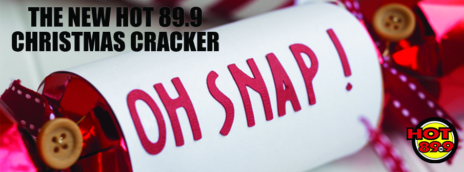 The New Hot 89.9 Christmas Cracker