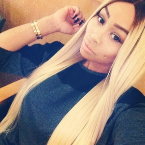 Blac Chyna says being a Rapper will be easy!