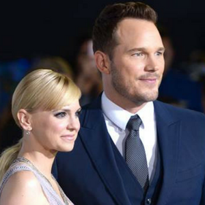 Anna Faris responded to her ex's declaration