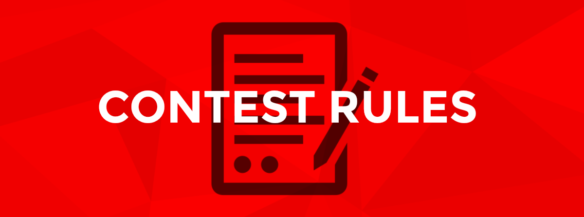 General Contest Rules