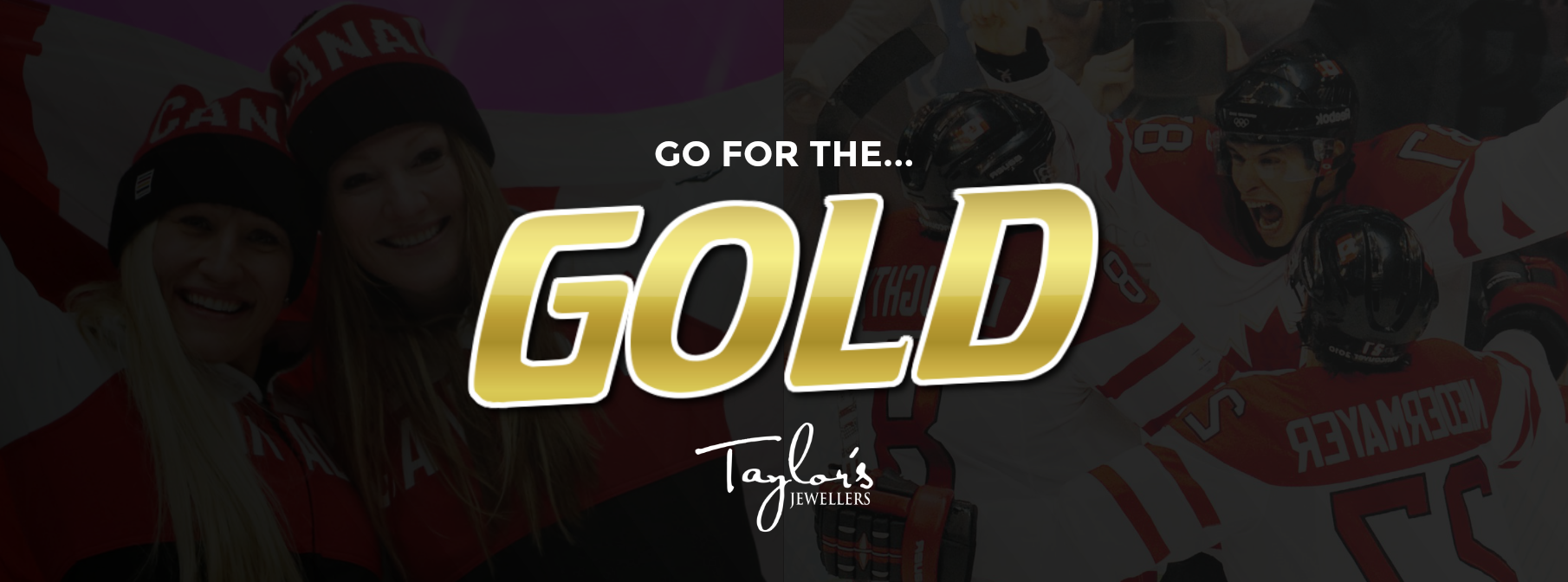 Go For Gold With Team Canada