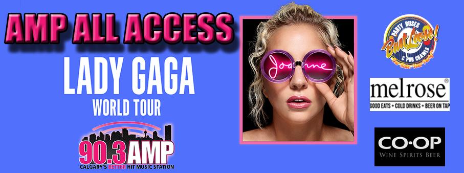 AMP All Access: Lady Gaga