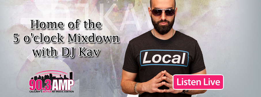 Feature: http://d899.cms.socastsrm.com/2017/07/06/dj-kav-with-the-5-oclock-mixdown/