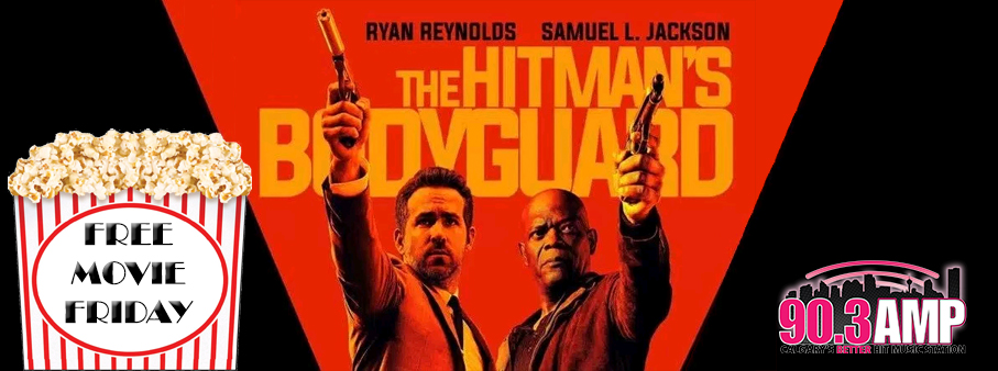 Free Movie Friday – The Hitman's Bodyguard