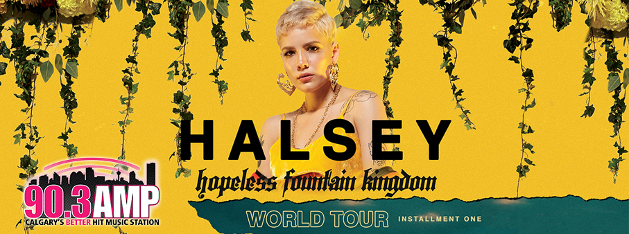 Free Ticket Friday – Win your way to Halsey