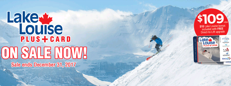Win Your Way To Lake Louise