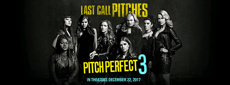 Win Your Way To The Advance Screening Of Pitch Perfect 3