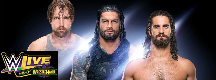 WWE returns to Calgary