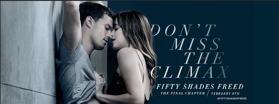 Win your way to Fifty Shades Freed Advance Screening