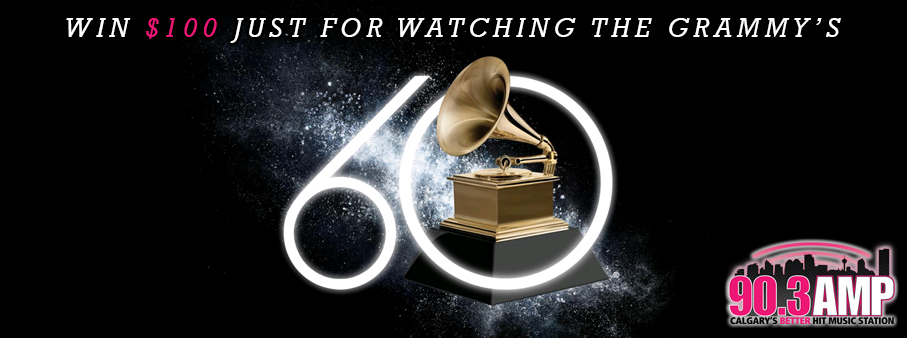 Win $100 with the Grammy's