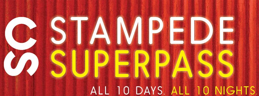 Win A Stampede Superpass